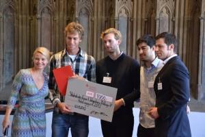 Verleihung des Kölner Ehrenamtspreises 2012 - Bild 1