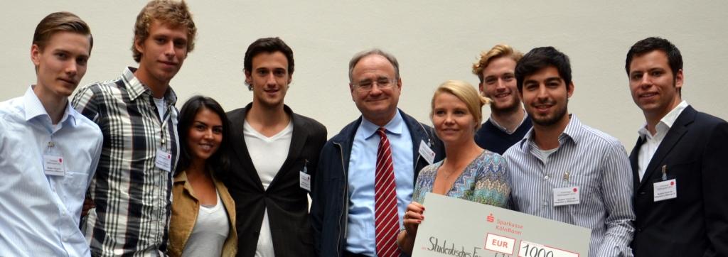 FIB unter den Gewinnern des Kölner Ehrenamtspreises!