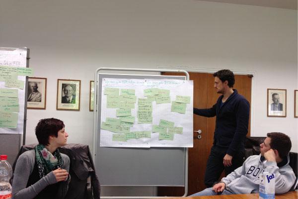 Workshop 2013 – Das FIB rüstet sich für die Zukunft!
