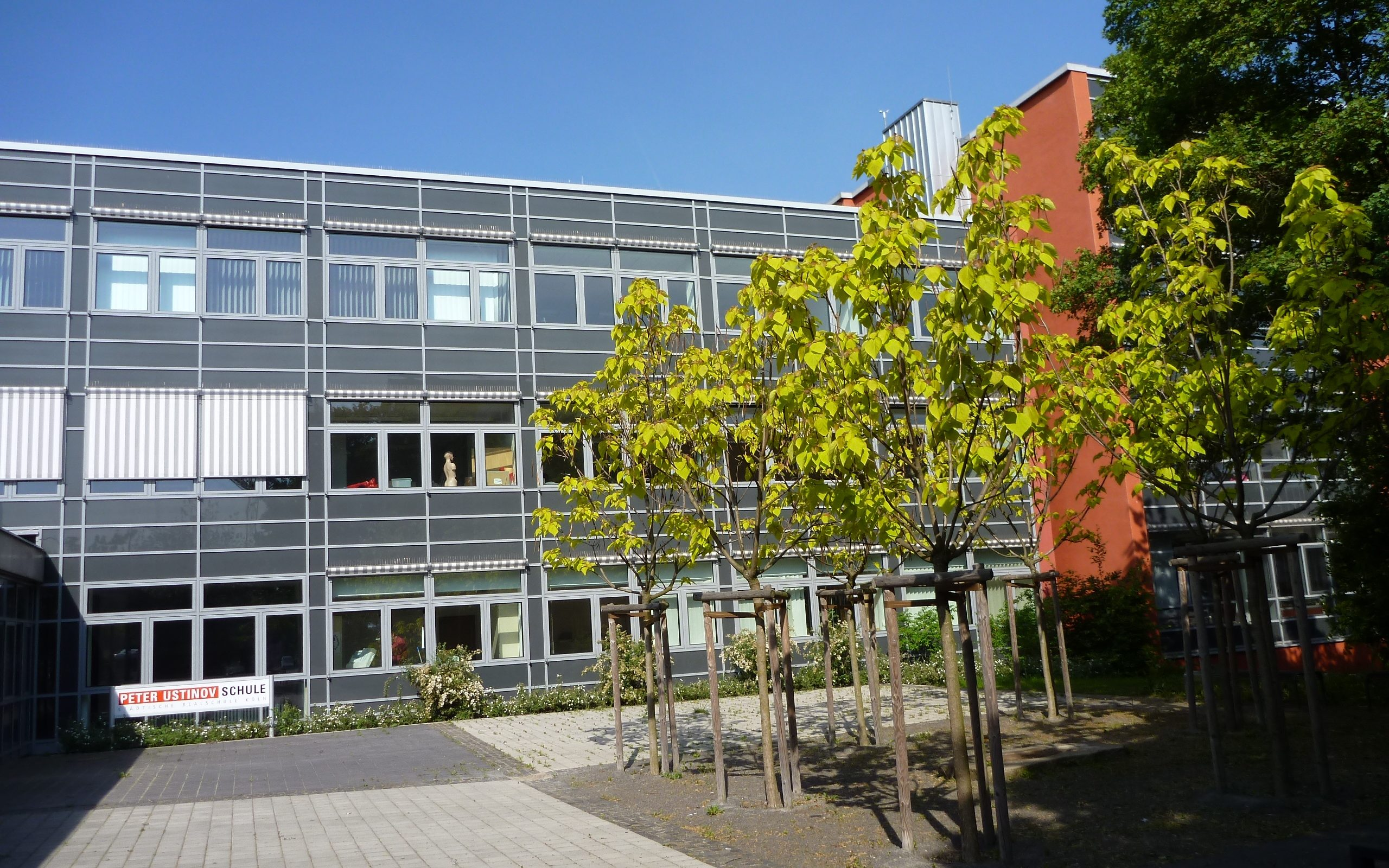 Neue Partnerschule in Köln-Nippes
