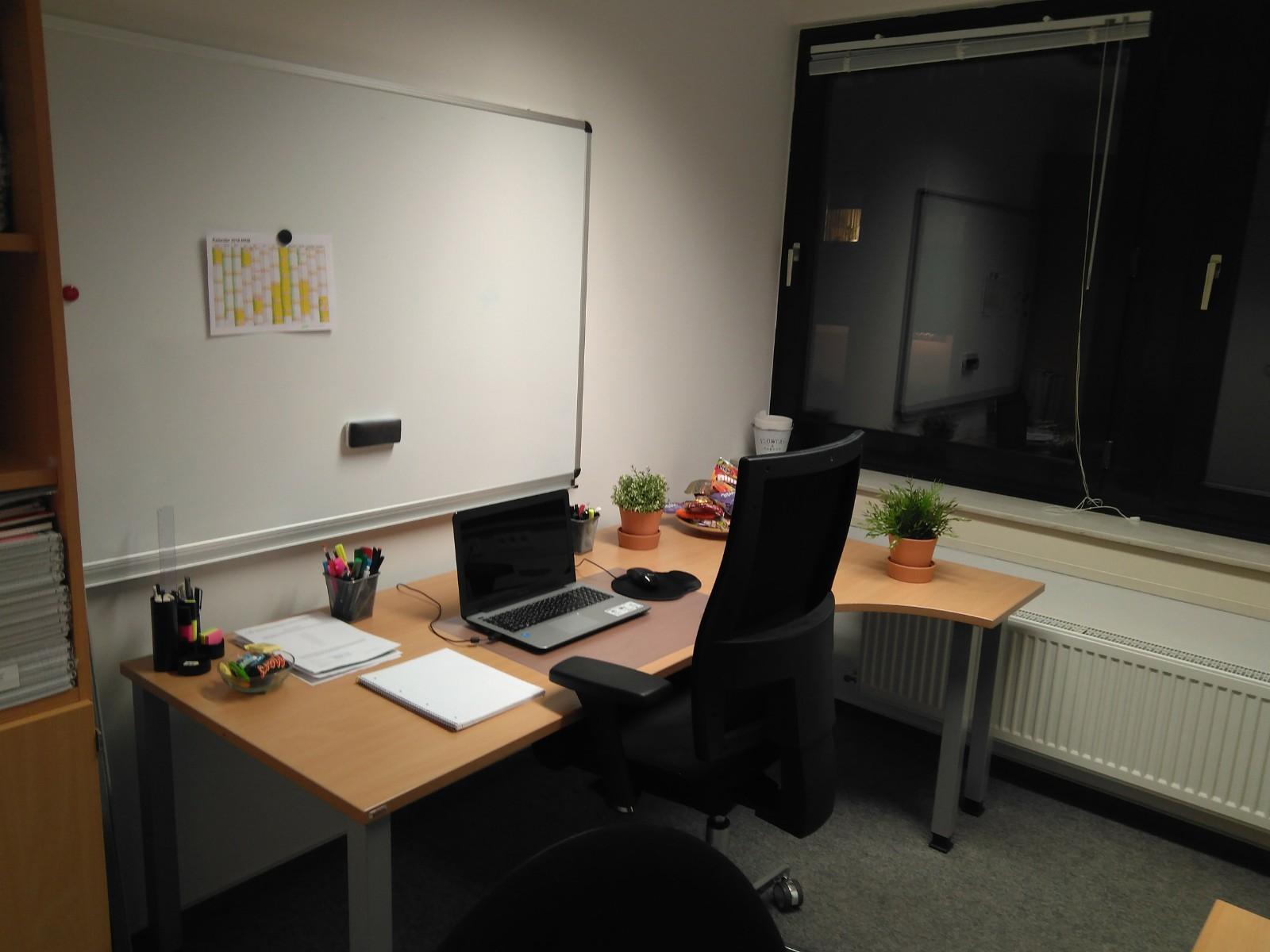 Umzug ins neue Büro