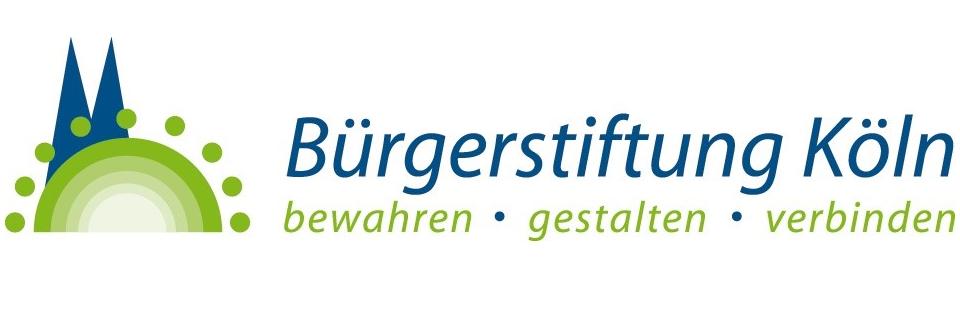Die Bürgerstiftung Köln finanziert unsere NeututorInnen- und Reflexionsseminare.