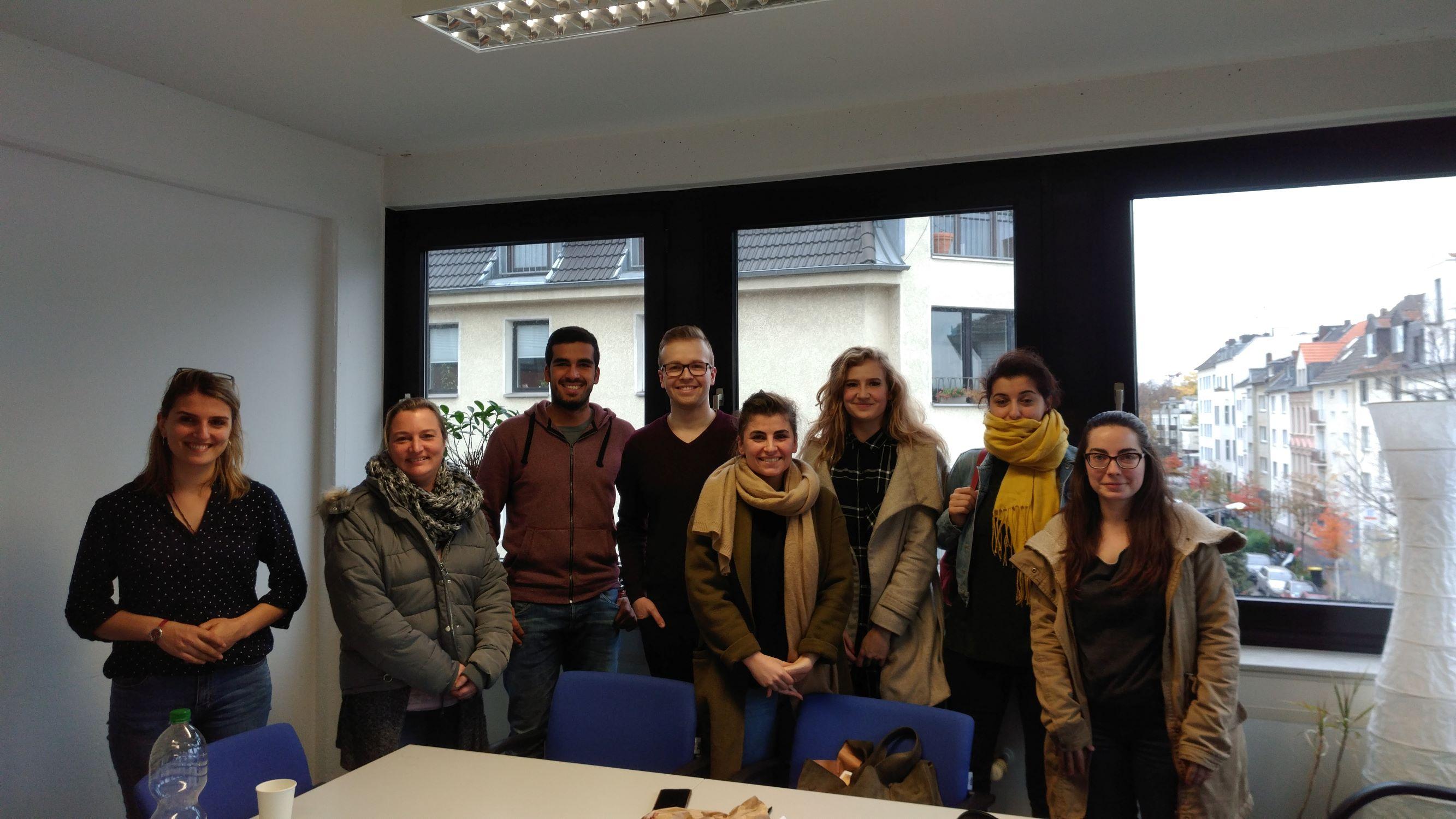 NeututorInnenseminar - Schwerpunkt Vorbereitungsklassen und Internationale Förderklassen